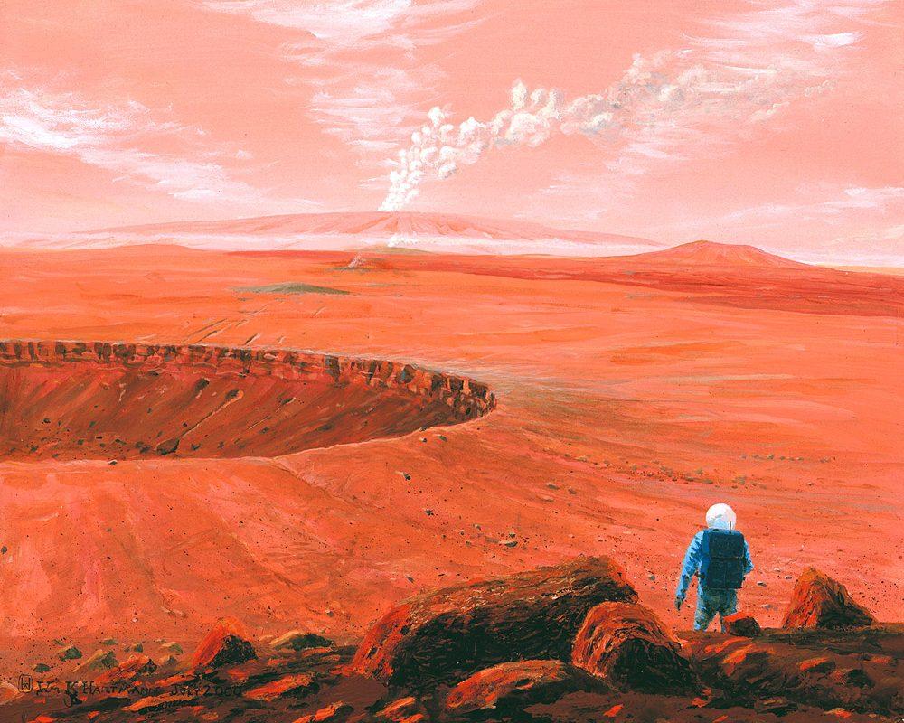 Astrolojide Mars Neyi Temsil Eder? Mars Evlerde ve Burçlarda Etkileri